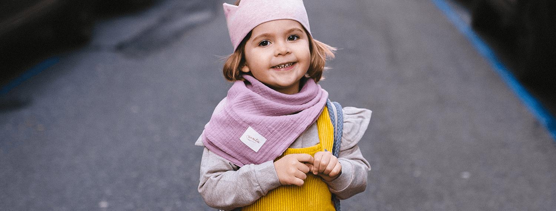 Dětské oblečení a doplňky