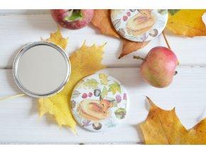zrcatko podzim