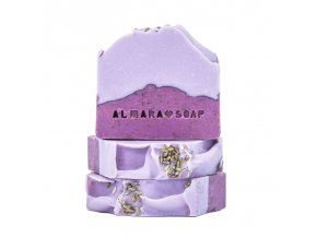 Lavender fields - mýdlo