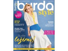 burda style 4/21