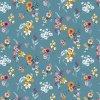 Bavlněný popelín - FLOWERY