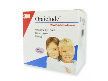nalepovaci okluzory opticlude maxi 100 ks 5297.217084881