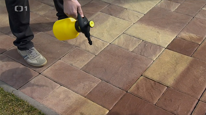 impregnace betonu a kamene