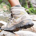 účinná nano impregnace obuvi
