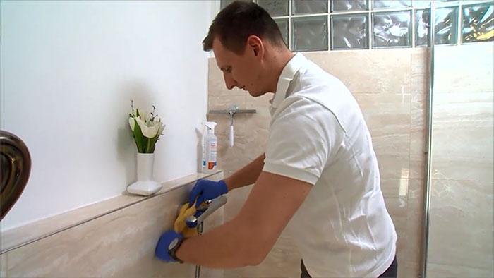 Nano ochrana koupelny v pořadu Polopatě