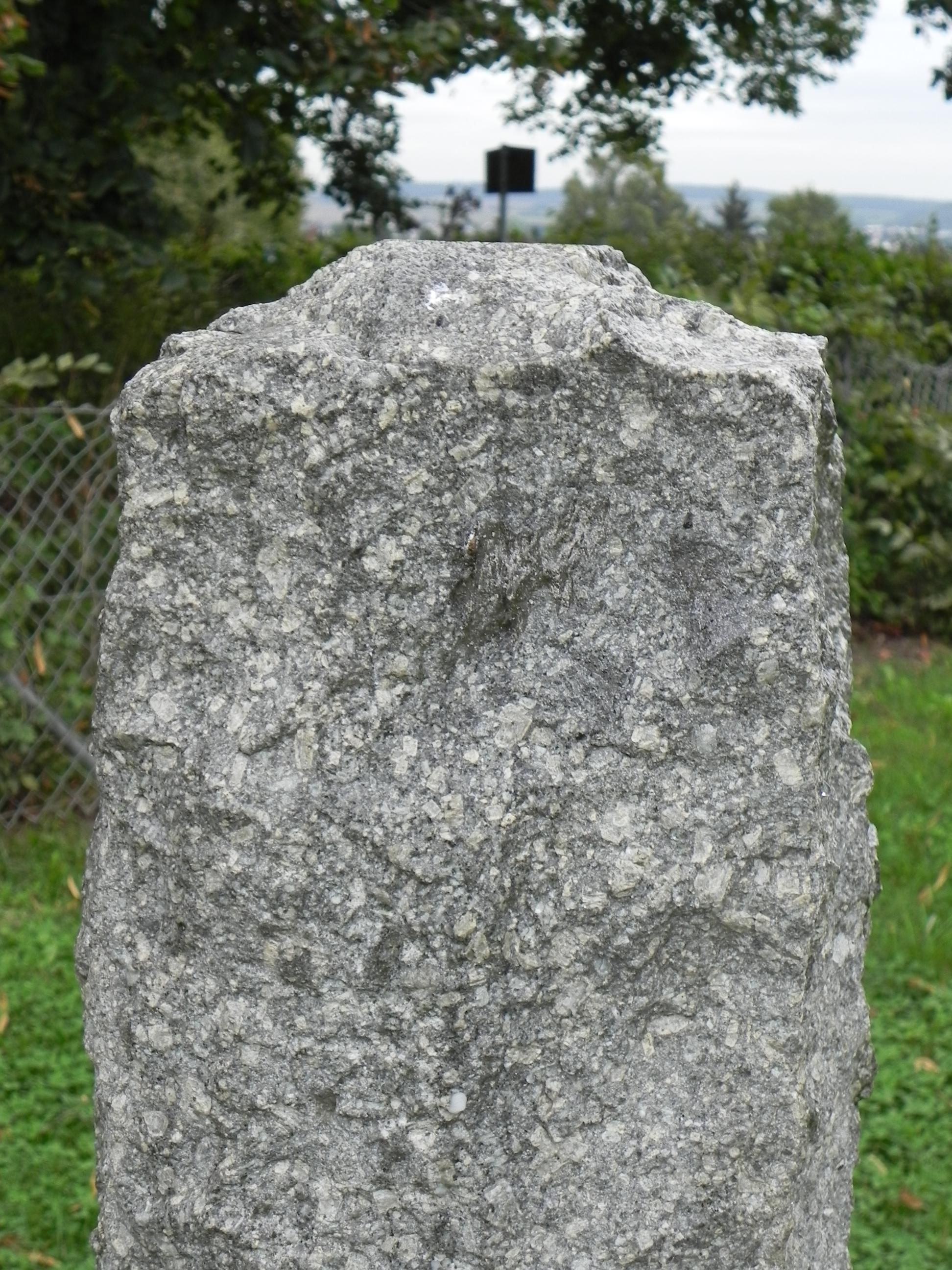 ošetřený kamen