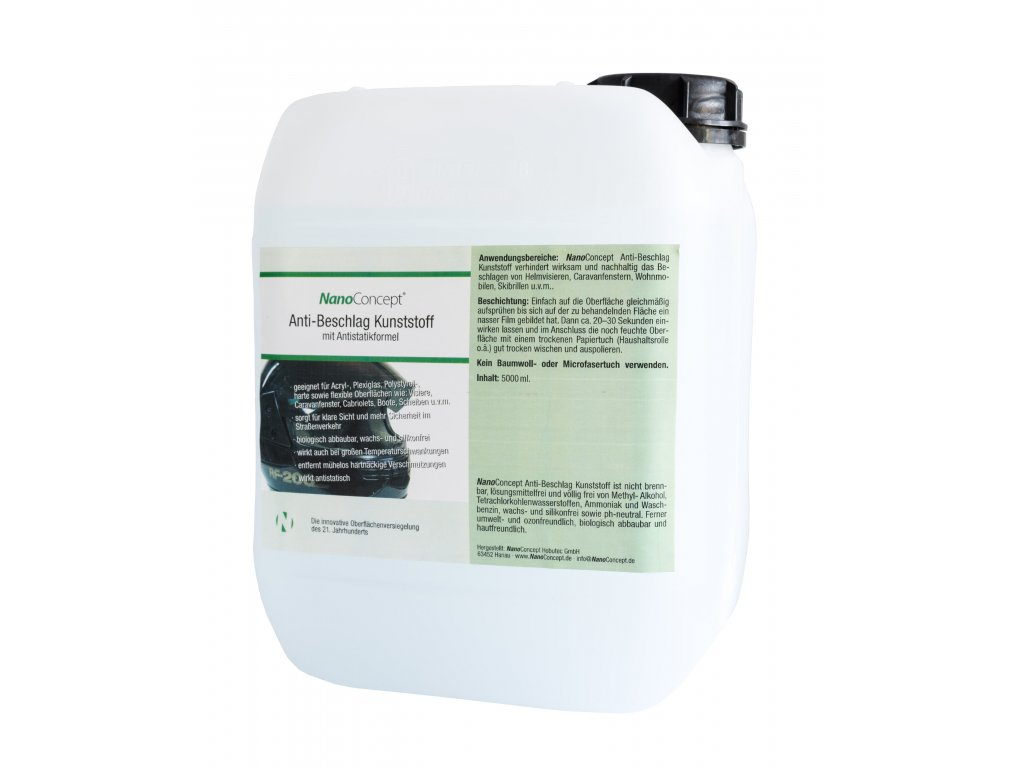 Ochrana plastových povrchů 5000 ml