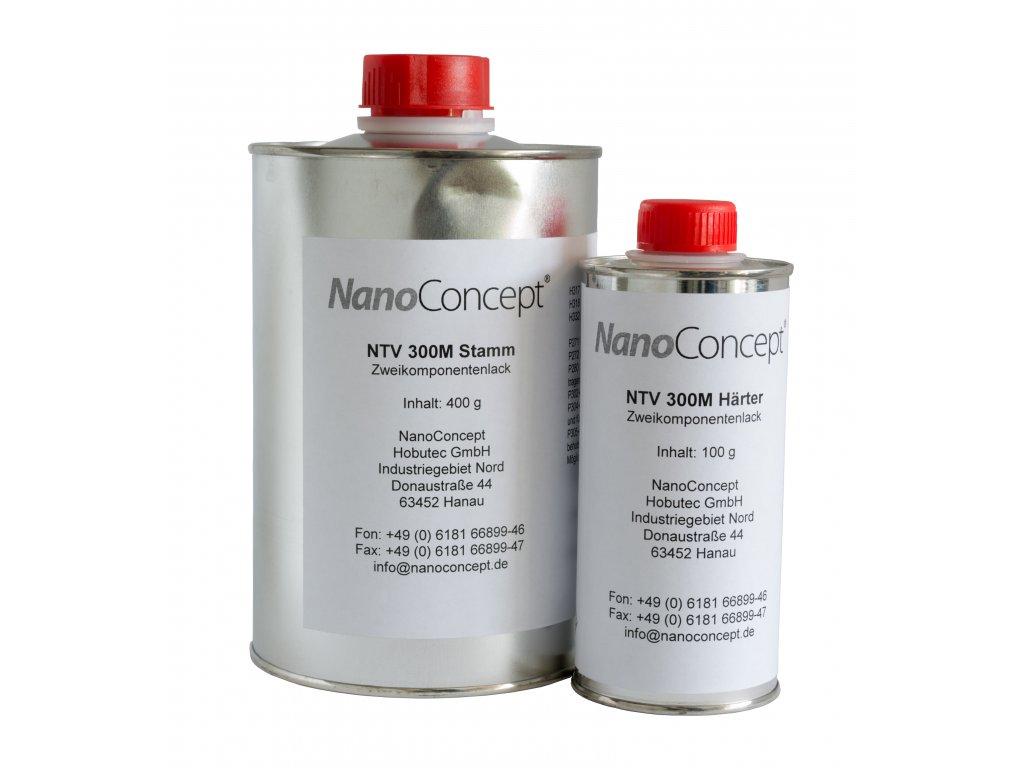 NTV 300M dvousložkový nano lak 500g
