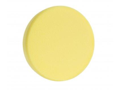 Brusná houba žlutá středně tvrdá průměr 160 x 30