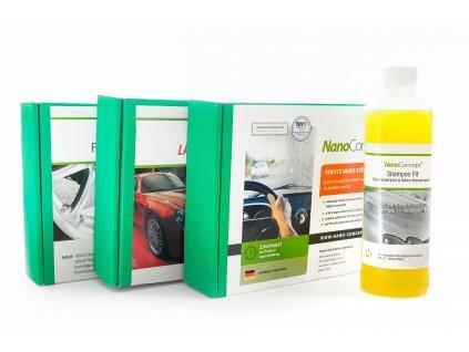Ochrana laku, skla, ráfků a zdarma 500ml šampón na lak