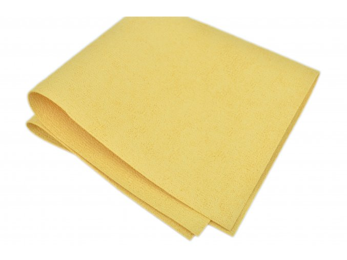 Mikrofázová utěrka profi X, žlutá