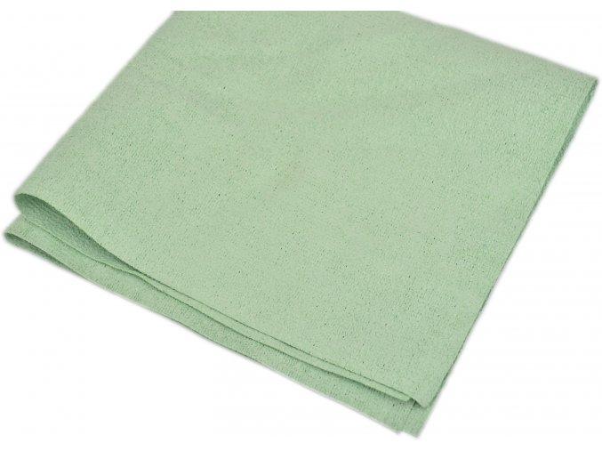 Mikrofázová utěrka profi XL, zelená