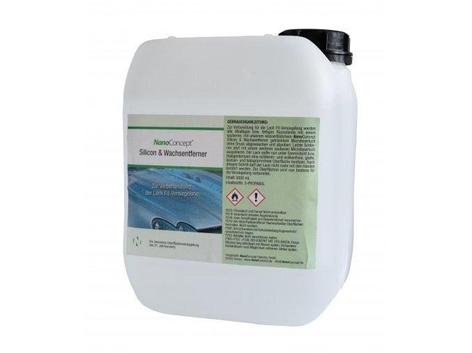 Odstraňovač silikonu a vosku 5000 ml