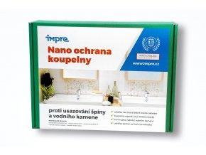 Nano ochrana koupelny Impre