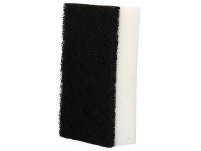Kouzelná čistící nano houbička drsná & čistící strana - balení 5 ks