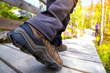 Nano impregnácia topánok a obuvi