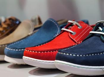 impregnáciu obuvi je možné použiť takmer na akúkoľvek obuv