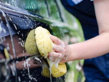 sprchový kút je možné ochrániť pred usázaním špiny a vodného kameňa