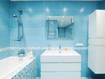 sprchový kút je možné ochrániť pred usádzaním špiny a vodného kameňa