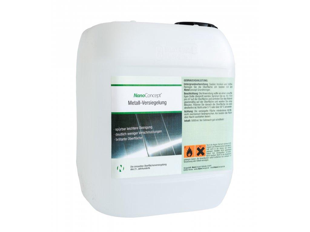 Ochrana na kovy, chróm a ušľachtilú oceľ 5000 ml