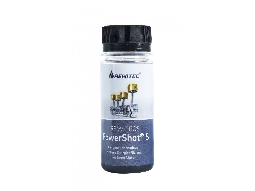 Rewitec powershot s - pre motocykle do 600 ccm a benzínové a naftové motory do 1000 ccm