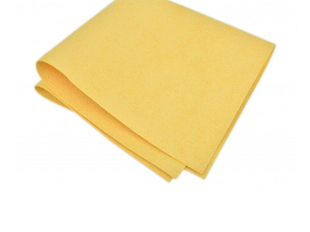 Mikrofázová utierka profi x, žltá