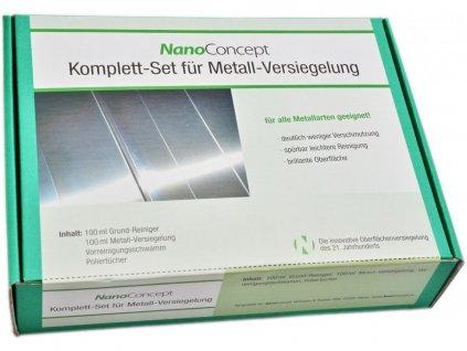 Set ochrana na kovy, chróm, ušľachtilú oceľ 100 ml