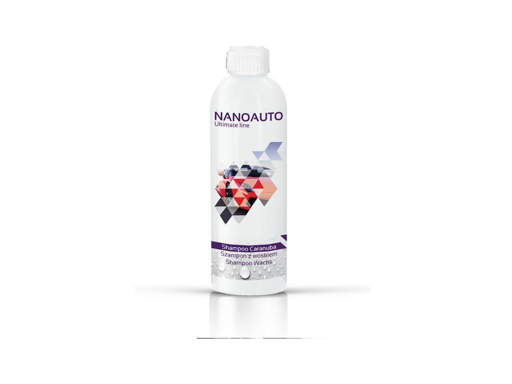 NANOauto šampon s voskem Carnauba