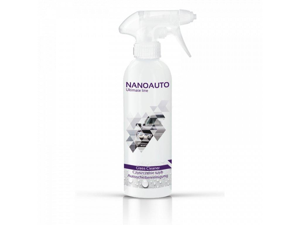 Nanotechnologie Nano4peace nanoauto cistic oken glass cleaner