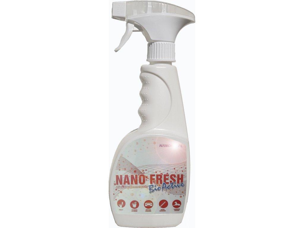 Nanotechnologie Nano4peace nanotec fresh bioactive