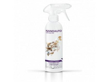 Nanotechnologie Nano4peace nanoauto cistic kuze leather cleaner