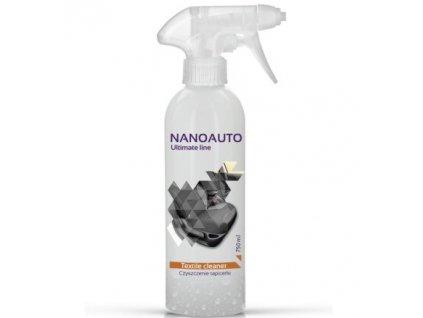 Nanotechnologie Nano4peace cistic textilního čalounění textil cleaner