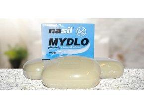 Nanotechnologie Nano4peace tuhe mydlo s nanostribrem