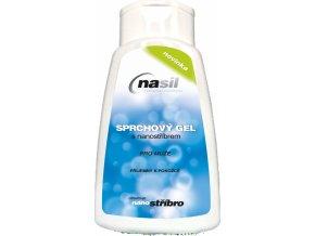 Nanotechnologie Nano4peace sprchovy gel pro muze s nanostribrem
