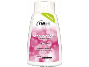 Nanotechnologie Nano4peace sprchovy gel pro zeny s nanostribrem