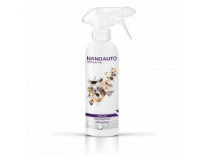Nanotechnologie Nano4peace nanoauto antirust odtranovac poletave rzi