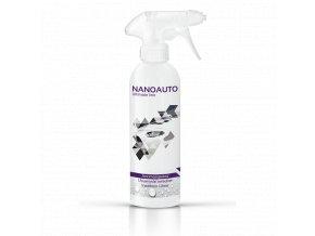Nanotechnologie Nano4peace nanoauto odstranovac hmyzu antimosquitos
