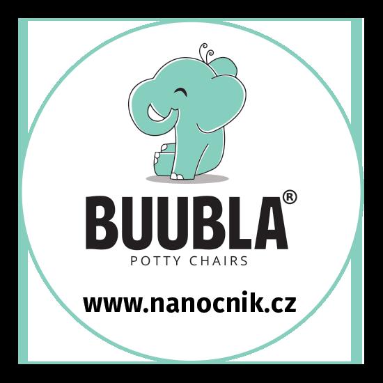 NaNočník.cz - skládací cestovní nočník Buubla
