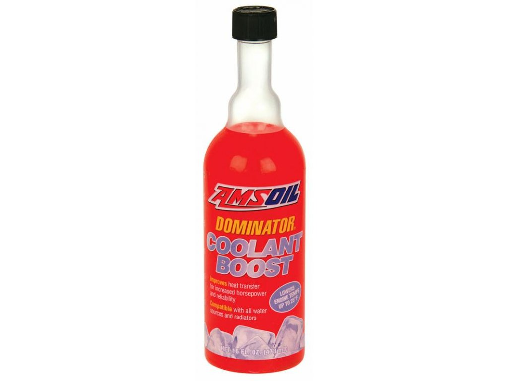 AMSOIL Dominator® Coolant Boost 473 ml