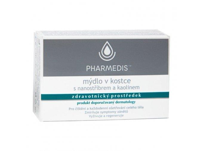 Pharmedis mýdlo s nanostříbrem