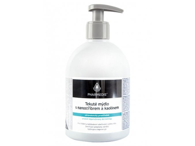 Pharmedis tekuté mýdlo 500 ml