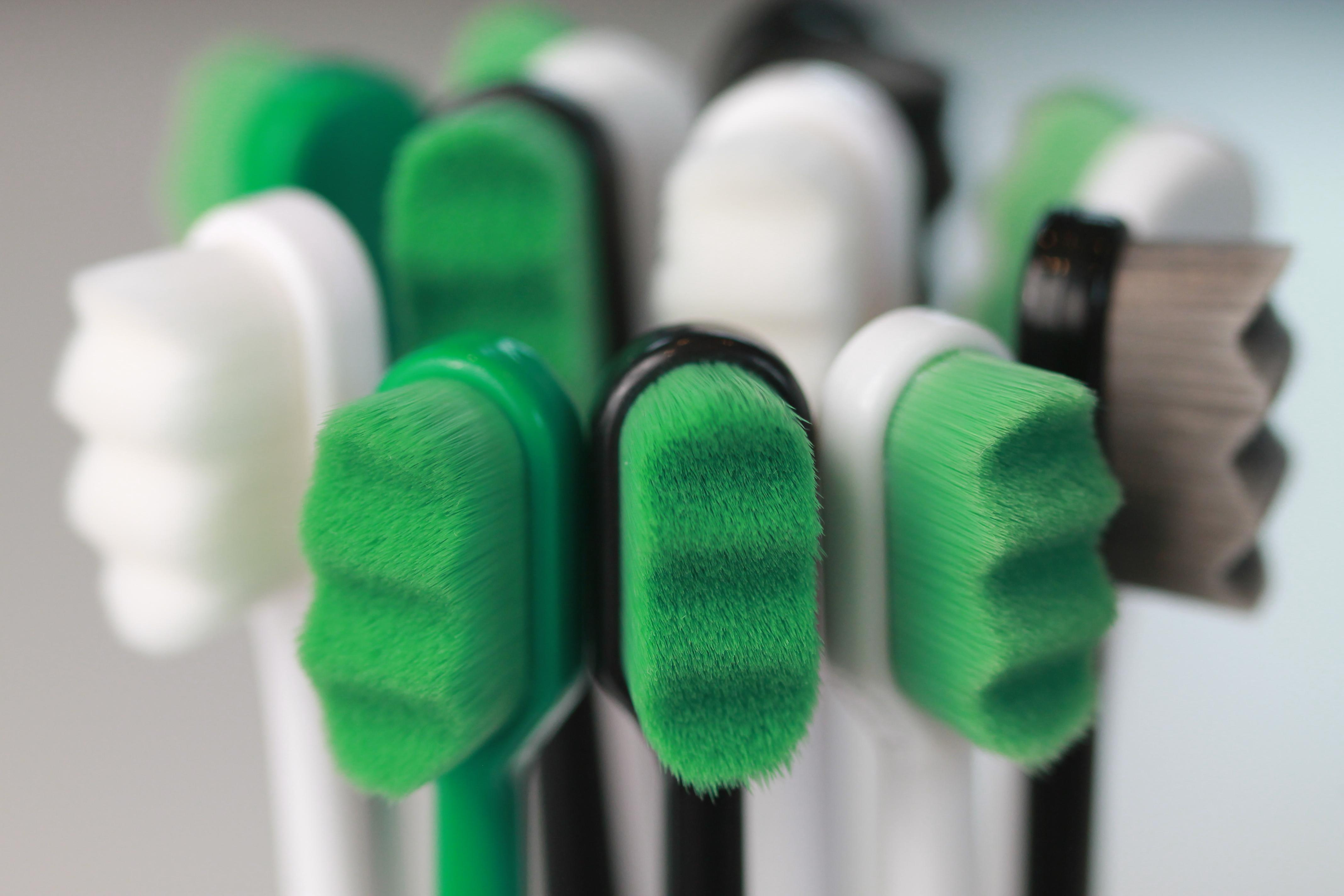 Správná péče o zubní kartáček