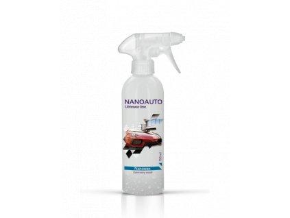 nanoauto nanowax creme kremowy wosk samochodowy