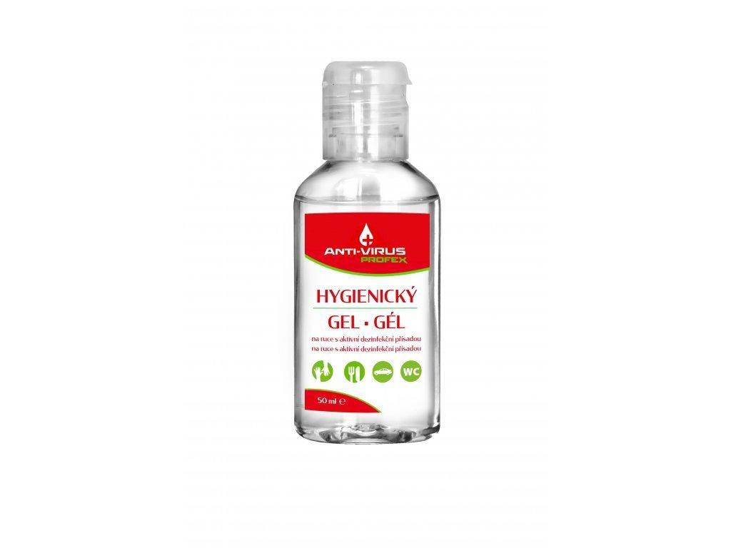 Anti-VIRUS hygienický gel na ruce 50 ml