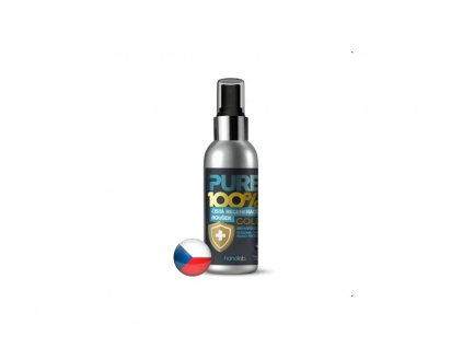 Regenerace roušek a respirátorů PURE 100% Gold 100 ml