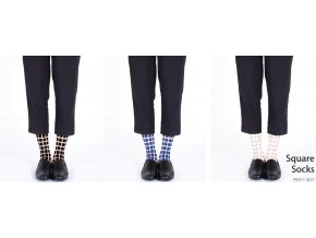SP014 - SQUARE SOCKS