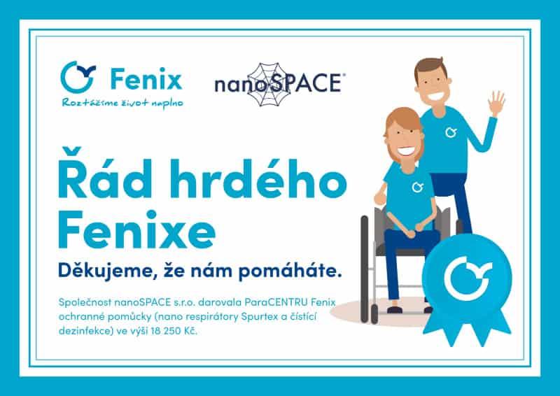 fenix-nanospace