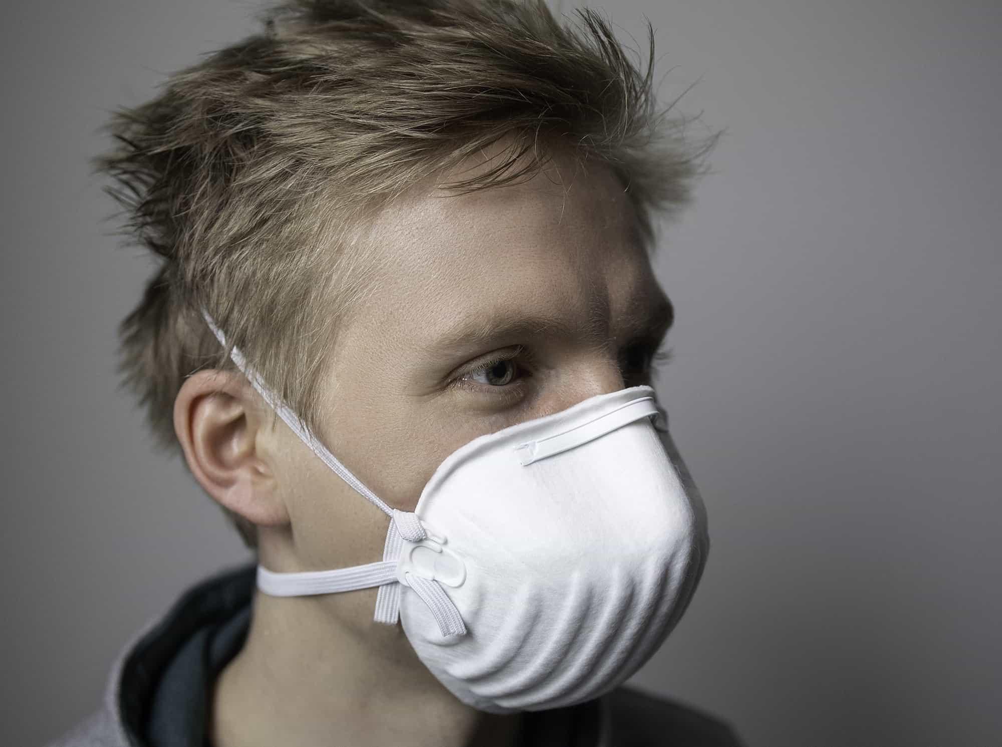 FFP3-respirator