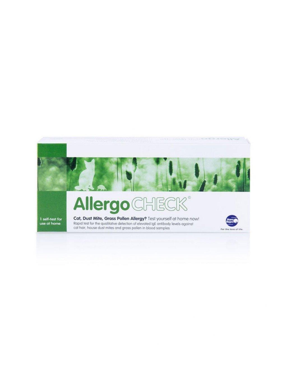 domaci test na alergii