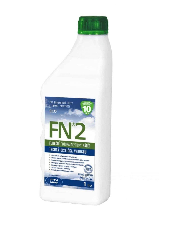 Fotokatalytický nátěr FN®2 venkovní i vnitřní použití